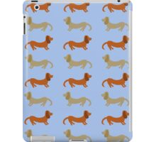 Nigel's Dachshund Shirt iPad Case/Skin