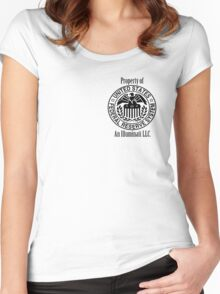 $lave Women's Fitted Scoop T-Shirt