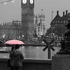 I love London by Adrian Alford Photography