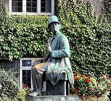 Hans Christian Andersen by Larry Lingard-Davis