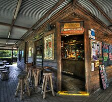 Pub with no Beer by DonnaLB