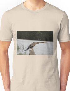 Australasian Darter Unisex T-Shirt