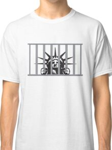 Enemy of state Classic T-Shirt
