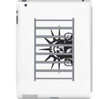 Enemy of state iPad Case/Skin