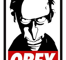 Obey Mr Burns by Timmyb0y