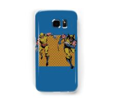 Wolverines 60s and 80s Samsung Galaxy Case/Skin