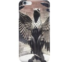 Dumbledore's Office - Griffin Statue - Harry Potter Studio Tour iPhone Case/Skin