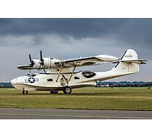 Canadian Vickers Canso A 11005 G-PBYA Photographic Print