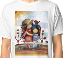 Love and Friendship Classic T-Shirt