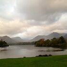 Derwent Water and Cat Bells by GeorgeOne