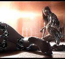 Cyberpunk Photography 064 by Ian Sokoliwski