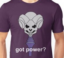 Got Power - Havoc Staff - White Font - Color  Unisex T-Shirt