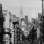 Downtown Manhattan by VDLOZIMAGES