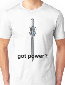 Got Power - She-Ra Sword - Black Font  Unisex T-Shirt