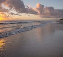 Day Break - Woorim Beach by Barbara Burkhardt