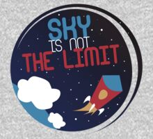 Sky is not the limit Kids Clothes