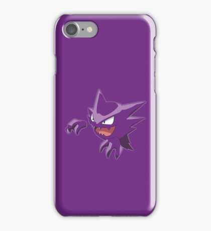 Purple Haunter iPhone Case iPhone Case/Skin