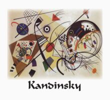 Kandinsky - Transverse Lines by William Martin