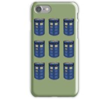 Tardis Soup iPhone Case/Skin