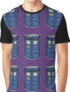 Tardis Soup Graphic T-Shirt