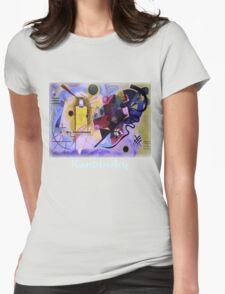 Kandinsky - Yellow-Red-Blue T-Shirt