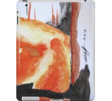 I've Watched Creations Burn III iPad (White border) iPad Case/Skin