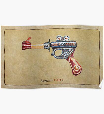 Raygun 001 Poster