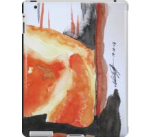 I've Watched Creations Burn III iPad (Black border) iPad Case/Skin