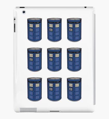 Tardis Soup iPad Case/Skin