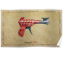 Raygun 002 Poster