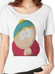 South Park|Cartman|Cute Women's Relaxed Fit T-Shirt