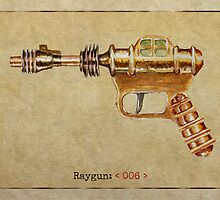 Raygun 006 by Garabating