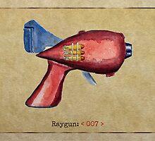 Raygun 007 by Garabating