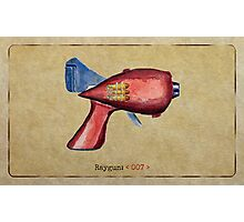 Raygun 007 Photographic Print