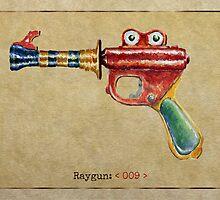 Raygun 009 by Garabating