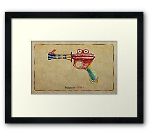 Raygun 009 Framed Print