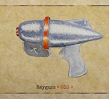 Raygun 010 by Garabating