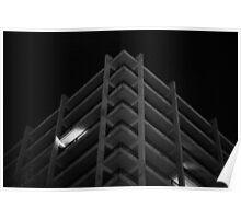 Untitled I (brutalism) Poster