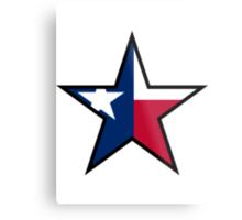 Texas Star | SteezeFactory.com Metal Print
