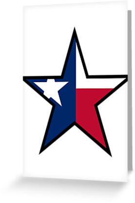 Texas Star | SteezeFactory.com by FreshThreadShop