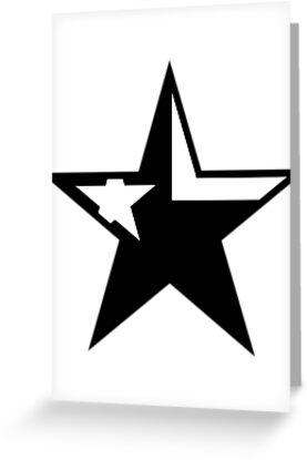 Texas Star Punk | SteezeFactory.com by FreshThreadShop