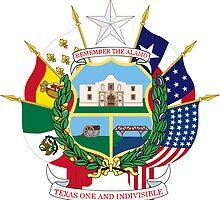 Texas Seal | SteezeFactory.com by FreshThreadShop