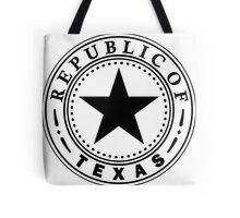 Texas 1836 | State Seal | SteezeFactory.com Tote Bag
