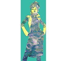 Jubilee X-Men Ink Scratch (Multi) Photographic Print