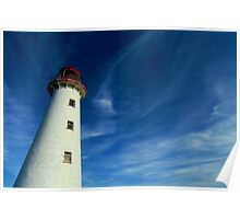Point Prim Lighthouse I Poster