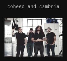 Coheed by claudiamonster
