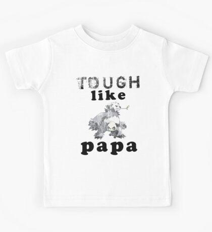 Tough like Pancham Kids Tee