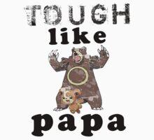 Tough like Teddiursa Kids Tee