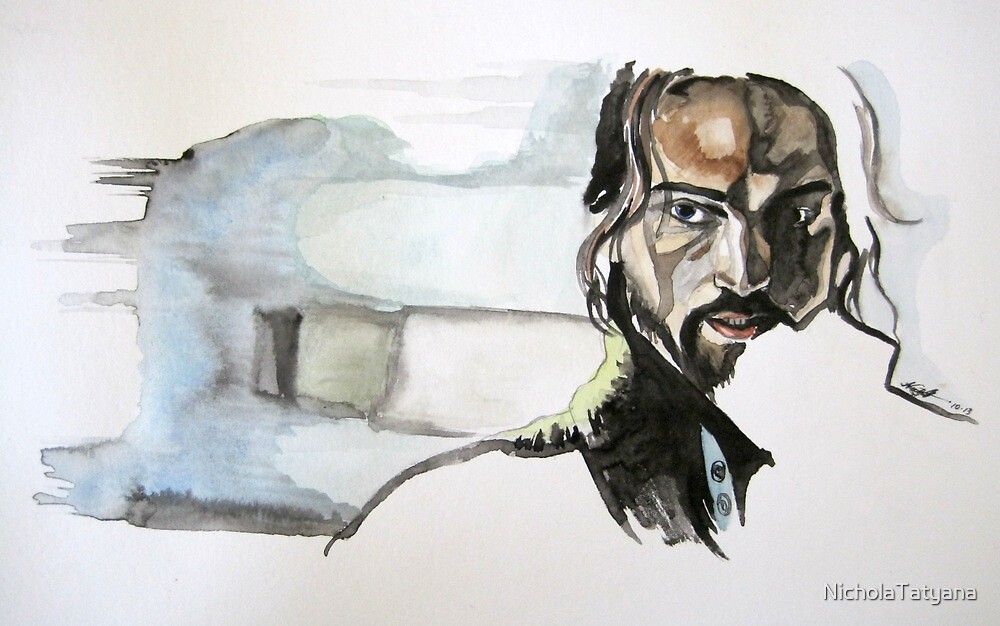 Ichabod by NicholaTatyana