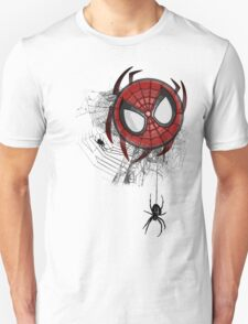 Caught in a Web Unisex T-Shirt
